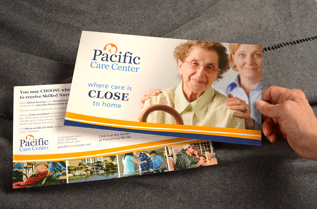 Pacific Care Direct mail