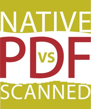 Types of PDFs