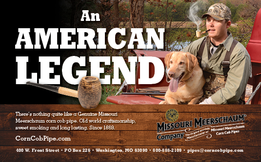 An American Legend Ad