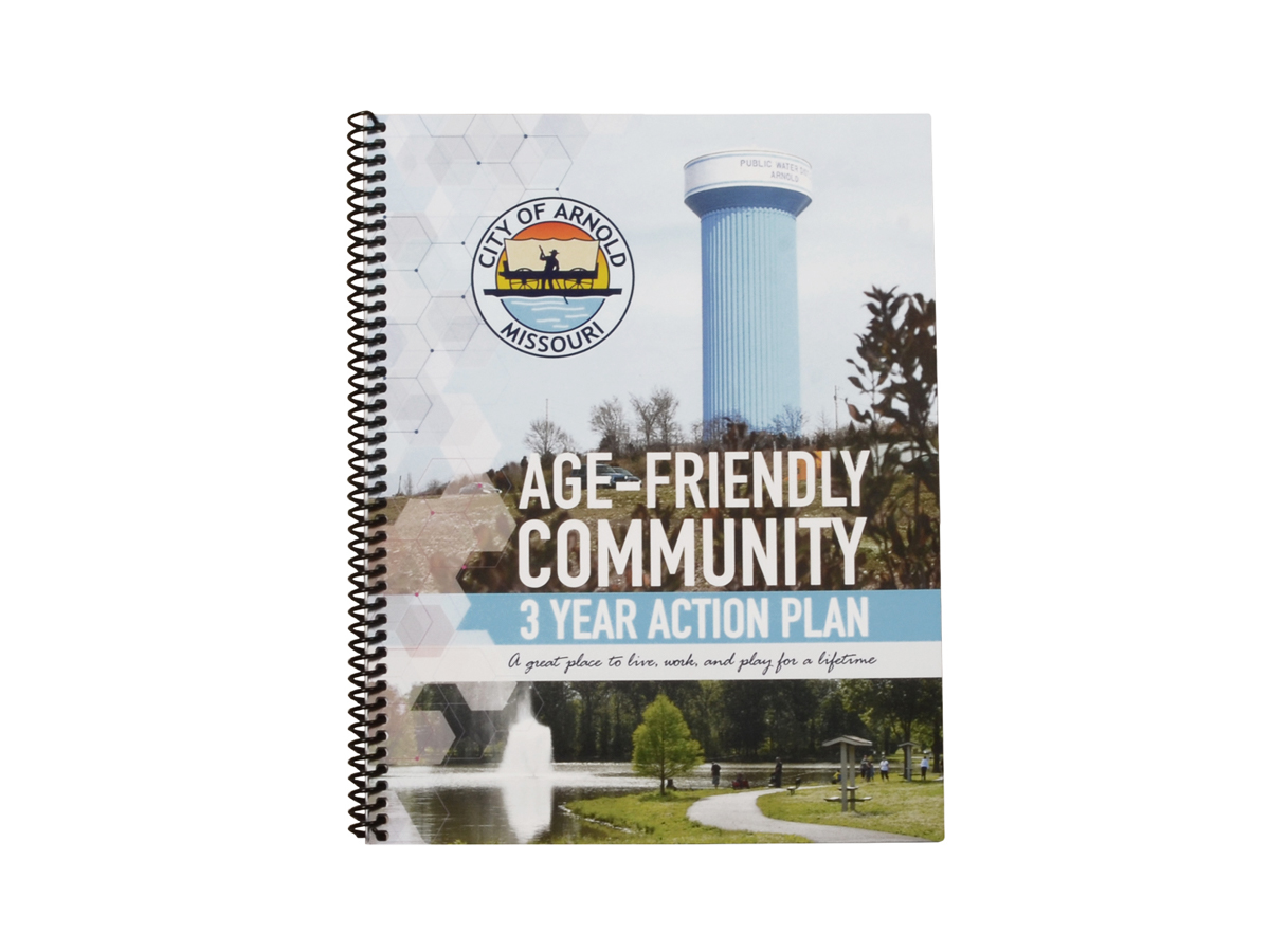 Arnold Missouri Age-Friendly Action Plan