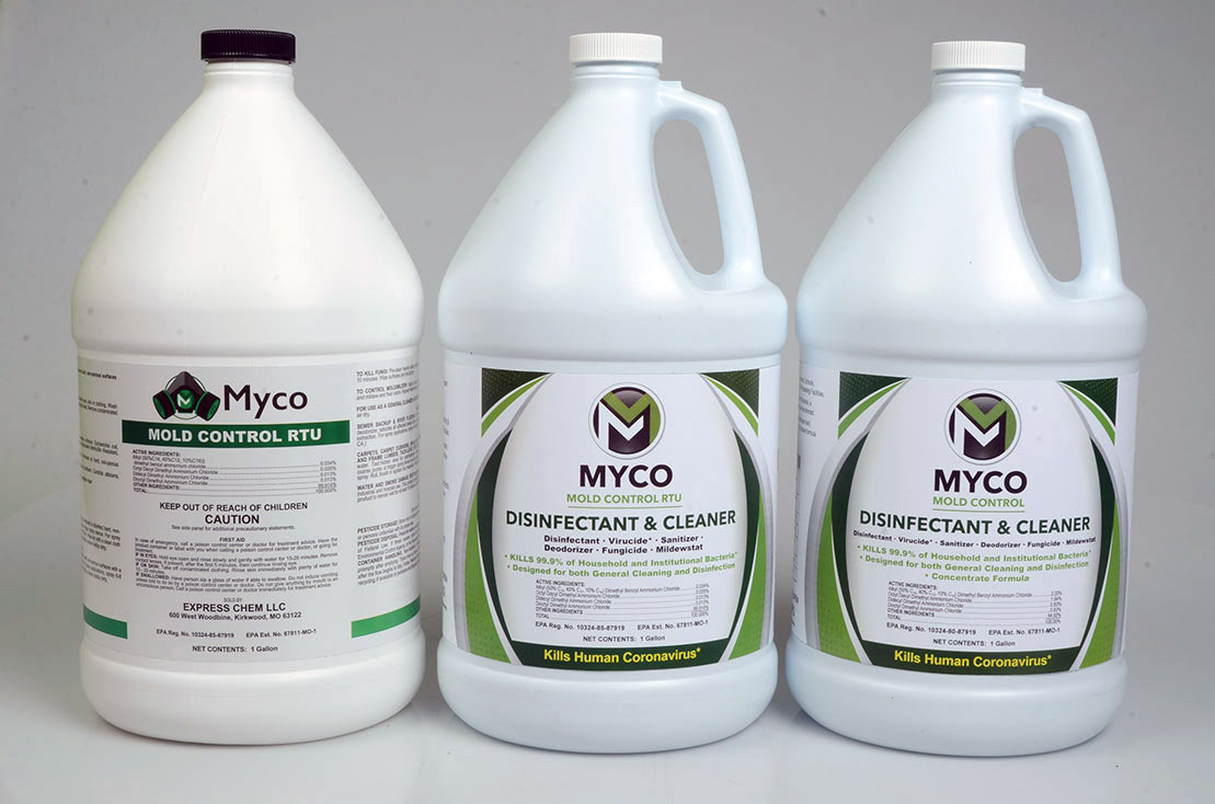 MYCO Retail Labeling