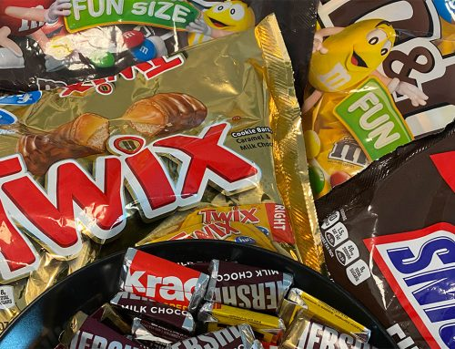 Trick or Treat! What's YOUR Favorite Halloween Candy?