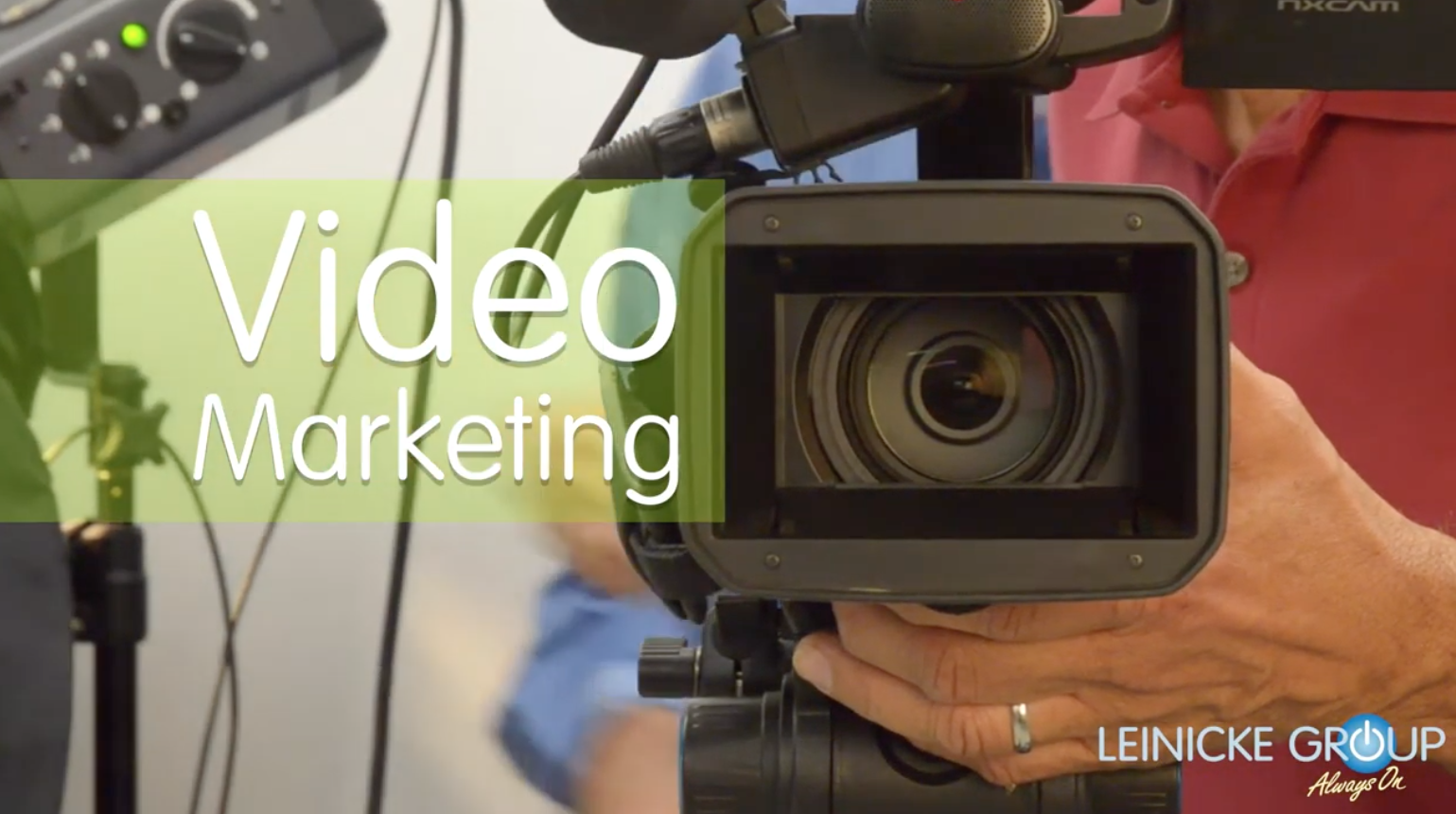 Leinicke Group Video Marketing